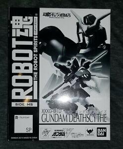 Tamashii Web Exclusive Robot Spirits Tamashii Gundam Deathscythe Gundam Wing