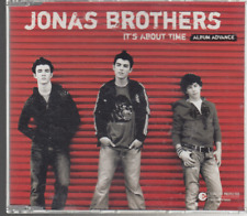 jonas brothers limited dj cd with 3 songs only here