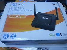 AT&T SB76128 SynJ 4-Line Accessory Repeater Range Extender For SB67118 Phones