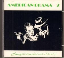 Chappell Music Library(CD Album)American Drama 2-New