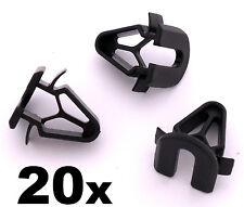 20x VOLVO enjoliveur plastique CLIPS- intérieur Façade Panneau coffre