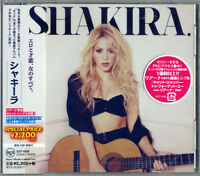 SHAKIRA-S/T-JAPAN CD BONUS TRACK E78