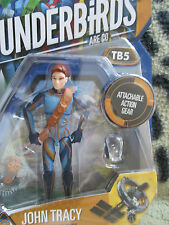 Thunderbirds   new series  2015   John  tracy  3.75 inch   figure