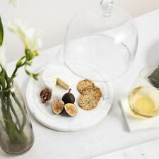 New listing Luna Marble & Glass Cloche