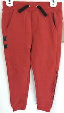 NWT Calvin Klein Boys Side-Stripe Fleece Pants Size 7