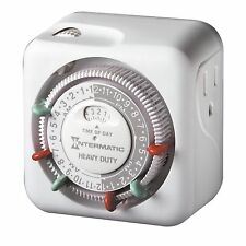 Intermatic TN311 15 Amp Heavy Duty Grounded Timer 1 Pack