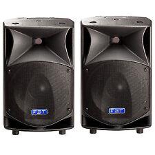Pair FBT PROMAXX 12 PA DJ Touring Speakers 600w Each Lower