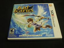 Replacement Case (NO GAME) KID ICARUS UPRISING NINTENDO 3DS