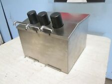 Abc Wb Cd 3 34 Ssct Hd Commercial Counter Top Barfood Condiment Dispensers