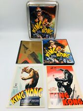 King Kong Two-Disc Collector's Edition Dvd Tin Box Complete Movie