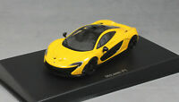 Autoart McLaren P1 in Volcano Yellow 2013 56011 1/43 NEW