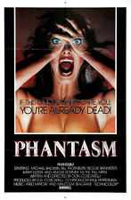 "Phantasm Movie Poster Replica 13x19"" Photo Print"