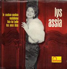LYS ASSIA LE SOUKOU-SOUKOU FRENCH ORIG EP HEINZ ALISH / HERBERT BECKH