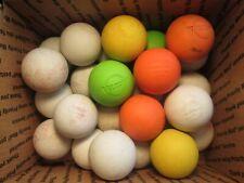 Lot of (24) Used Lacrosse Balls (#1)