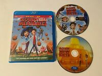 Cloudy With A Chance of Meatballs (Bluray/DVD, 2009) [BUY 2 GET 1]