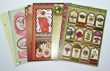 Hunkydory Clearout Joblot Toppers & Card Kits Bundle B