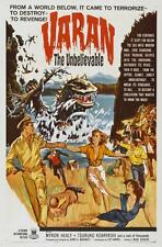 Varan The Unbelievable Movie Poster24in x 36in