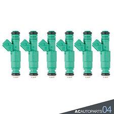 Set of 6 Fuel Injectors 42LB 440CC for  Volvo C70  S60 V70 0280155968 FJ878