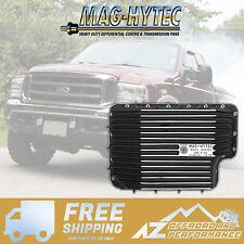 Mag Hytec Transmission Pan 94-03 Ford Powerstroke 7.3L Diesel Truck E4OD/4R100