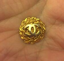 Chanel Authentic Vintage Button 15mm