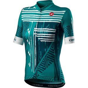 Castelli Women's Astratta Bike Jersey - 2021
