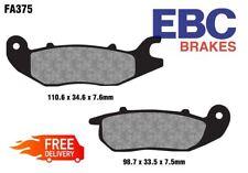 EBC FA375 High Performance Front Brake Pads Fits LIFAN Smart 50/125