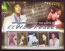 Liberian Sheet Music Postal Stamps