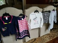 Gymboree Girls Size 7 Clothing Lot - 5 Pcs