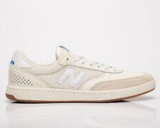 New balance numérico 440 para hombre Blanco Baja Estilo De Vida Informal Skate Tenis Zapatos