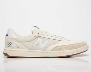 New Balance Numeric 440 Men's White Low Casual Skate Lifestyle Sneakers Shoes