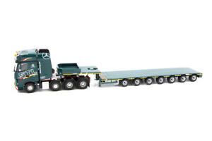 Mercedes-Benz Actros Gigaspace 8x4 Noteboom - STL - IMC 1:50 Scale #33-0100 New!