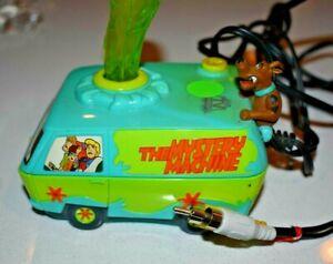 Scooby-Doo The Mystery Machine Plug & Play TV Video Game -light up joy stick