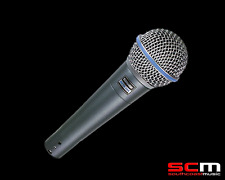 Shure BETA58A Professional Dynamic Microphone 1 Year Warranty authorised seller