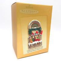 Christmas Window Series 2003 Christmas MINT NEW Hallmark Keepsake Ornament