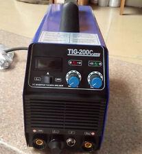 TIG MMA Welding Machine Stainless Carbon Steel welder 110/220V & accessories new