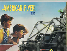 2012 American Flyer Train 23 Page Catalog ~ New Free Shipping