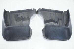 2004 - 2005 Acura TSX 4 Door Rear Mud Flaps OEM