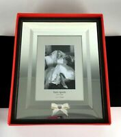 Kate Spade Photo Picture 5x7 Frame Silverplate Grace Avenue Mother Wedding Gift