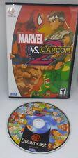 Marvel vs. Capcom 2 (Dreamcast) U.S. Reproduction Free Shipping