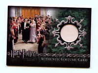 Harry Potter Goblet of Fire Costume card Ci1 Artbox Card  2 case chase card HP-1