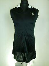 Vintage Nike Tennis Jupe Noir Taille 12