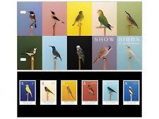 Isle of Man Post Office Show Birds Presentation Pack