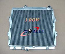 3 Row Aluminum Radiator For Toyota Hilux RZN149R RZN169R RZN174 1997-2005 2.7L