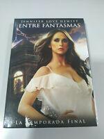 Entre Fantasmas Quinta Temporada Completa - 6 x DVD Español Ingles Italiano