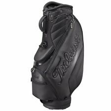 TITLEIST Golf Men's Caddy Bag Simple Athlete 9 x 47 inch 2.8kg CB991 Black EMS