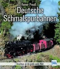 """Fachbuch Deutsche Schmalspurbahnen, Geschichte �€"""" Technik �€"""" Modelle, REDUZIERT"""
