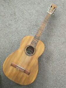 Telesforo Julve Vintage Classical Parlour Guitar flamenco Spanish