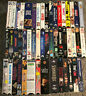 VHS VCR Video Movie Huge Lot N 48 Comedy Sci Fi Action (Lesser Condition)
