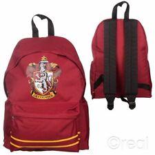 Harry Potter GRYFFINDOR CREST BACKPACK Rucksack School Gym Hogwarts Official