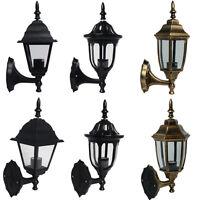 Vintage LED Outdoor Garden Wall Secutiry Mounted Light Lantern Lamp/LED SMD Bulb
